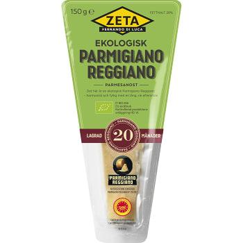 Parmesan Parmigiano reggiano Ekologisk 150g Zeta