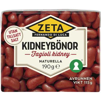 Kidneybönor 190g Zeta