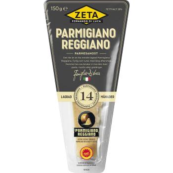 Parmesan Parmigiano reggiano Lagrad 14m 150g Zeta