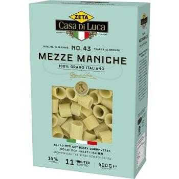 Mezze Maniche 400g Zeta