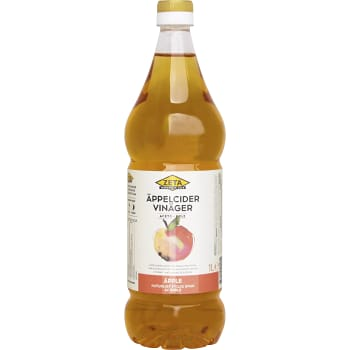 Äppelcidervinäger 1l Zeta
