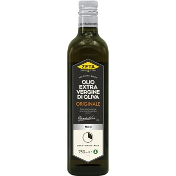 Olivolja Extra vergine 750ml Zeta