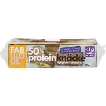 Proteinknäcke 50%  100g Fab deli
