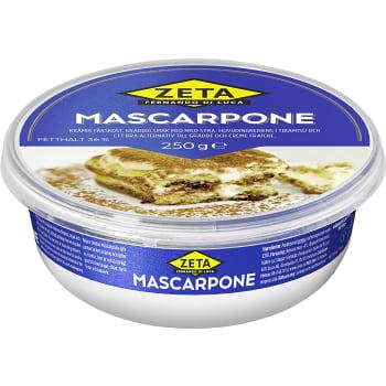Mascarpone 250g Zeta