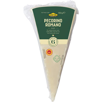 Pecorino Romano lagrad 150g Zeta