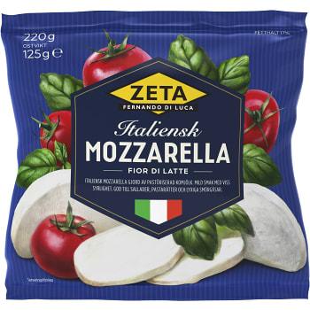 Mozzarella Italiensk