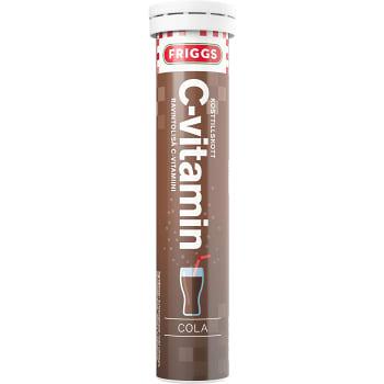 C-vitamin Cola 20-p Friggs