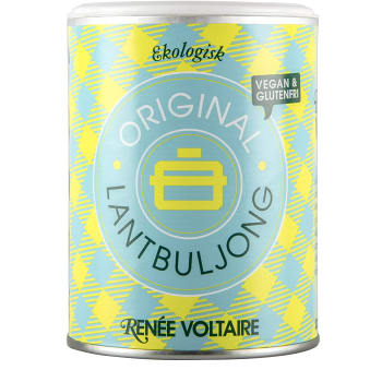 Lantbuljong Ekologisk 200g Renée Voltaire