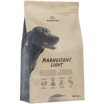 Hundmat Meat & biscuit light 4,5kg Magnusson