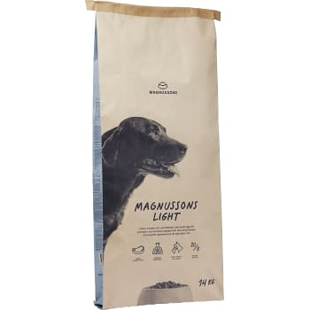 Hundmat Meat & biscuit light  14kg Magnusson