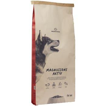 Hundmat Meat & biscuit Work 14kg Magnusson
