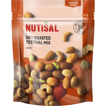 Festival mix Nötter 175g Nutisal