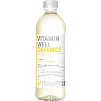 Defence Citrus & fläder 50cl Vitamin Well