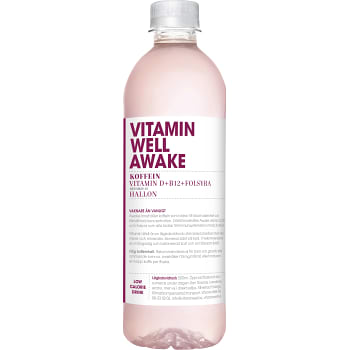 Awake Hallon 50cl Vitamin Well