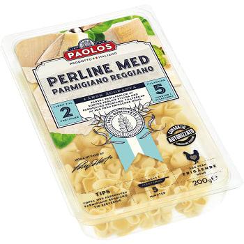 Perline Parmigian reggiano 200g Paolos