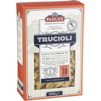 Pasta Trucioli 500g PAOLOS