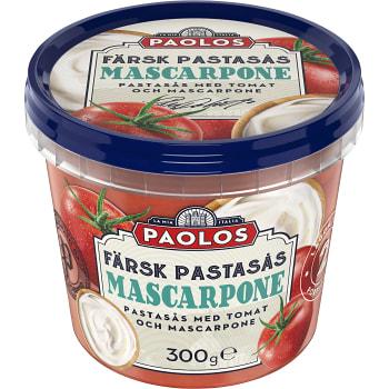 Pastasås Mascarpone 300g Paolos