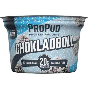Proteinpudding ProPud Chokladboll Laktosfri 200g NJIE