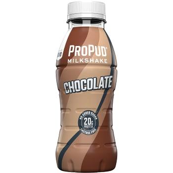 Proteinmilkshake ProPud Chocolate Laktosfri 330ml NJIE