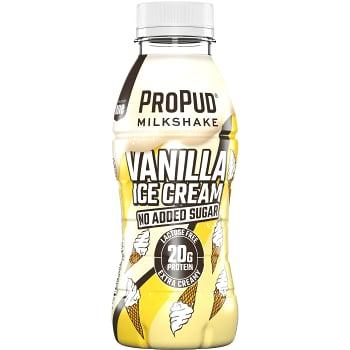 Proteinmilkshake ProPud Vanilj Laktosfri 330ml NJIE