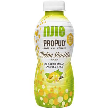 Proteinshake Melon vanilla 330ml Njie