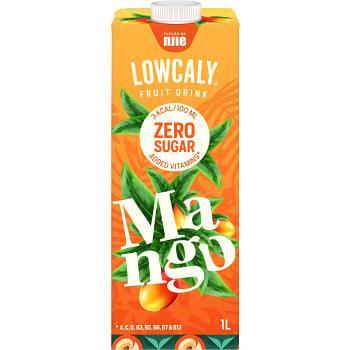 Fruktdryck Mango Sockerfri 1l NJIE
