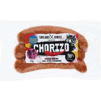 Chorizo 300g Taylors and Jones