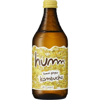 Komucha Lemon ginger 414ml Humm
