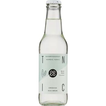 Läsk Tonic Water Ekologisk 20cl Ekobryggeriet