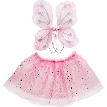 Kjol och vingar Blandade färger Princess Magtoys