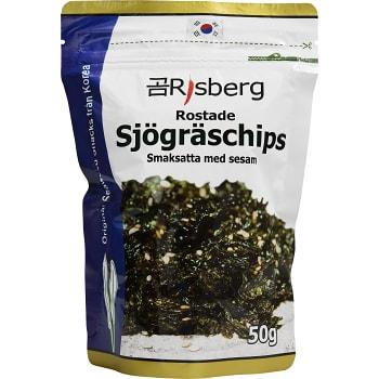 Rostade sjögräschip 50G Risberg