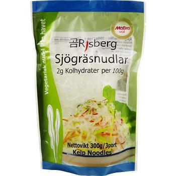 Sjögräsnudlar 300g Risberg Import