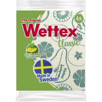 Diskduk Wettex Classic 4-p Vileda