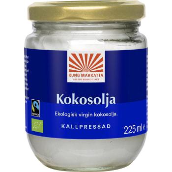 Kokosolja 225ml KRAV Kung markatta