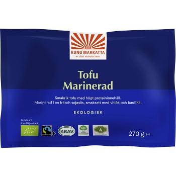 Tofu Marinerad 270g KRAV Kung Markatta