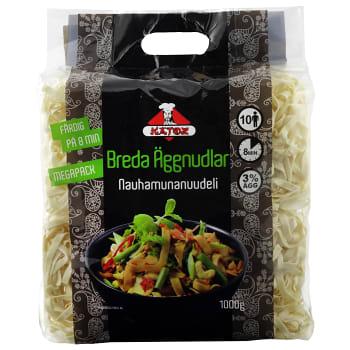 Breda Äggnudlar 1kg Katoz