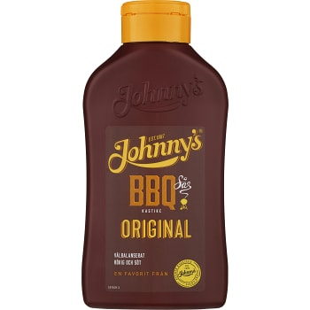 BBQ sås Original 470g Johnnys