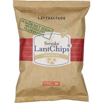 Chips Lättsaltade 200g LantChips