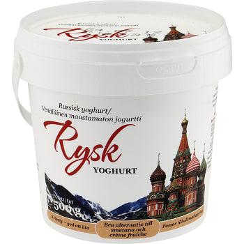 Yoghurt Rysk 17% 500g Lindahls