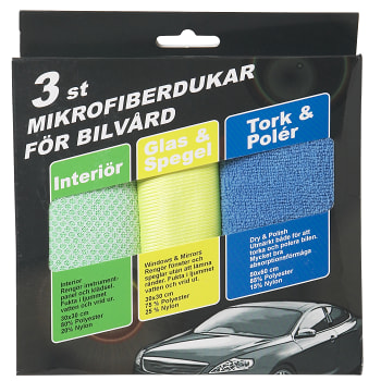 Bilduk Microfiber 3-p