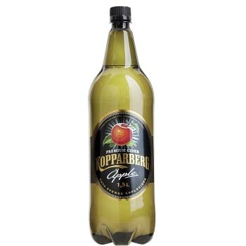 Äppelcider Alkoholfri 1,5l Kopparbergs
