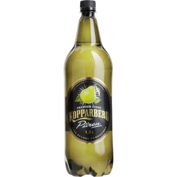 Päroncider Alkoholfri 1,5l Kopparbergs