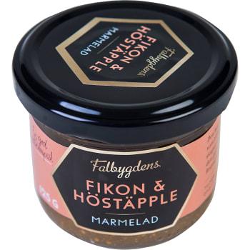 Delikatessmarmelad Fikon & äpple 125g Falbygdens ost