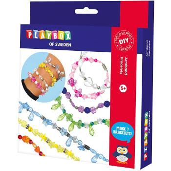 Pysselset Armband Playbox
