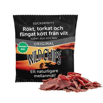 Wild Chips 40g Wildman