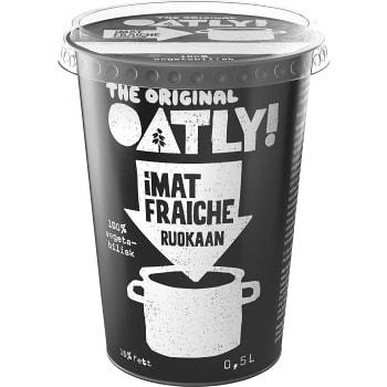 oatly matlagningsgrädde gluten