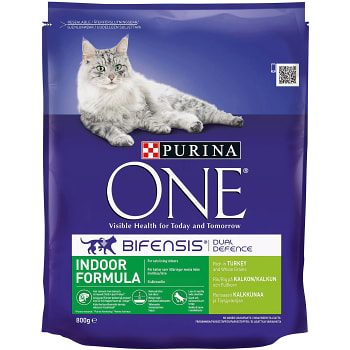 Kattmat Kalkon 800g Purina ONE