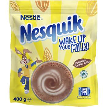 Chokladdryck Nesquick Pulver 400g Nestle