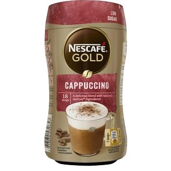 Cappuccino Snabbkaffe 225g 18-p Nescafé