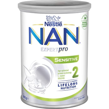 Nan 2 Sensitive Från 6m 800g Nestle